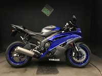USED 2014 14 YAMAHA YZF R6. 2014. FSH. 3866 MILES. 3 KEYS. NEW TYRES. VERY CLEAN BIKE