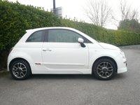 USED 2011 11 FIAT 500 1.4 LOUNGE 3d 99 BHP