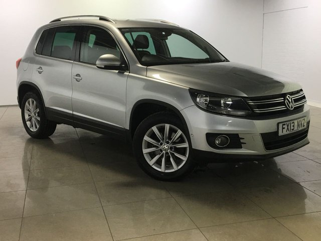 View our 2013 13 VOLKSWAGEN TIGUAN 2.0 SE TDI BLUEMOTION TECHNOLOGY 4MOTION 5d 138 BHP