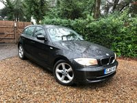 2010 BMW 1 SERIES 2.0 116D SPORT 5d 114 BHP £5989.00