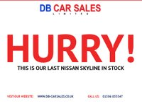 USED 2005 05 NISSAN SKYLINE 3.5 V6 GT-R 2d Coupe  £0 DEPOSIT, DRIVE AWAY TODAY!!