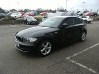 USED 2010 10 BMW 1 SERIES 2.0 116I SPORT 3d 121 BHP FREE 6 MONTHS RAC WARRANTY AND FREE 12 MONTHS RAC BREAKDOWN COVER