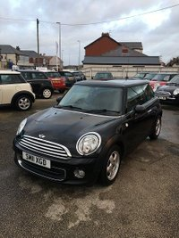 2011 MINI HATCH ONE 1.6 ONE 3d 98 BHP £5995.00