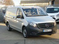 USED 2015 65 MERCEDES-BENZ VITO 1.6CDi 111  115 BHP NATIONWIDE DELIVERY AVAILABLE