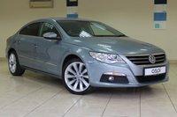 2012 VOLKSWAGEN PASSAT 2.0 CC GT TDI BLUEMOTION TECHNOLOGY DSG 4d AUTO 168 BHP £10450.00