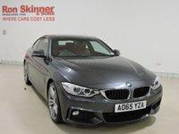 USED 2015 65 BMW 4 SERIES 2.0 420D M SPORT 2d 188 BHP