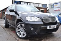 USED 2012 12 BMW X5 3.0 XDRIVE40D M SPORT 5d AUTO 302 BHP FULLY LOADED, 7 SEATS, PAN ROOF