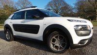 2015 CITROEN C4 CACTUS 1.6 E-HDI FEEL ETG6 5d AUTO 91 BHP £8500.00