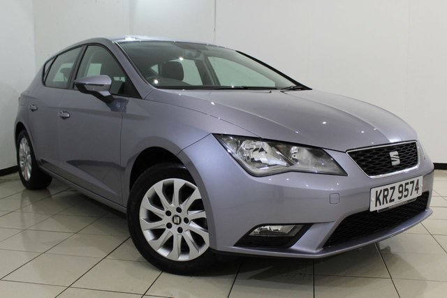 View our 2016 16 SEAT LEON 1.2 TSI SE 5DR 110 BHP