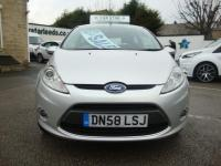 USED 2009 58 FORD FIESTA 1.25 ZETEC ( ALLOYS & AIR CON ) GREAT VALUE ZETEC EDITION WITH AIR CON