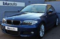 2011 BMW 1 SERIES 2.0 120D M SPORT 2d 175 BHP £10390.00