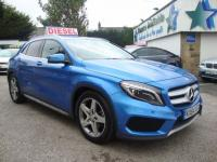 USED 2014 64 MERCEDES-BENZ GLA-CLASS GLA 200 2.1 CDI 136 AMG LINE PREMIUM DCT AUTO STUNNING HIGH SPEC GLA AUTOMATIC WITH JUST £30 ROAD TAX !