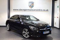 USED 2014 63 MERCEDES-BENZ CLA 1.8 CLA200 CDI SPORT 4DR 136 BHP + HALF LEATHER INTERIOR + FULL MERC SERVICE HISTORY + 1 OWNER FROM NEW + SAT NAV PREP + BLUETOOTH + COMFORT SPORT SEATS + URBAN PACKAGE + ACTIBE PARK ASSIST + 18 INCH ALLOY WHEELS +