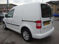USED 2015 15 VOLKSWAGEN CADDY C20 1.6 TDI 102 BLUEMOTION TECH HIGHLINE DSG ( NO VAT !! ) RARE DSG AUTOMATIC HIGHLINE EDITION