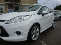 USED 2011 61 FORD FIESTA 1.6 ZETEC S ( 17 INCH ALLOYS ) ZETEC 'S' EDITION WITH 17 INCH SNOWFLAKE DESIGN ALLOYS