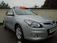 2009 HYUNDAI I30 1.4 COMFORT 5d 108 BHP £3999.00