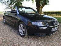 2002 AUDI A4 2.4 SE 2d 168 BHP £2450.00