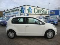 USED 2015 15 VOLKSWAGEN UP 1.0 MOVE UP ( AIR CON & £20 TAX ! ) 5DR 5DR MODEL WITH AIR CON AND ONLY £20 ROAD TAX !