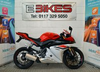 USED 2015 65 YAMAHA YZF R125 ABS