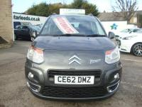 USED 2012 62 CITROEN C3 PICASSO 1.6 VTi 16V EXCLUSIVE AUTOMATIC ( 15,000 MILES ) EXCUSIVE AUTOMATIC PETROL MPV WITH JUST 15000 MILES !