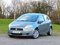 2008 FIAT GRANDE PUNTO 1.4 ELEGANZA 5d 77 BHP £2270.00