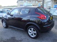 USED 2011 61 NISSAN JUKE 1.6 VISIA ( JUST 37000 MILES ! ) 5DR LOW MILEAGE GREAT VALUE JUKE !