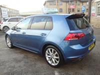 USED 2014 14 VOLKSWAGEN GOLF 1.4 TSI ACT 140 GT ( SAT NAV & LEATHER ) 5DR ACT SPECIAL EDITION GT MODEL WITH GREAT SPEC !