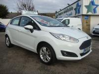 USED 2015 65 FORD FIESTA 1.0 80 ZETEC ( ONLY 10000 MILES ! ) FREE ROAD TAX ! 65 PLATE ZETEC EDITION WITH ONLY 10000 MILES AND FREE ROAD TAX !