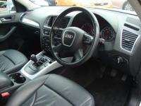 USED 2011 11 AUDI Q5 2.0T FSI [180] QUATTRO SE ( BLACK LEATHER ) PETROL 180 BHP QUATTRO EDITION & 6 X SERVICE STAMPS