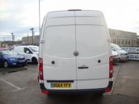 USED 2014 64 VOLKSWAGEN CRAFTER 35 2.0 TDI 109 MWB ( 1 OWNER ) RARE MEDIUM MODEL 1 OWNER & RARE MEDIUM MODEL
