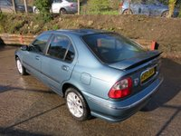 USED 2000 ROVER 45 1.4 OLYMPIC S 5d 102 BHP