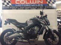 USED 2015 65 HONDA CB 650 FA-E 649cc CB 650 FA-E  ONLY 11,000 MILES WITH FSH!!!