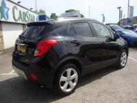 USED 2013 13 VAUXHALL MOKKA 1.4T EXCLUSIV 4WD ( 18 INCH ALLOYS ) 4WD VERSION WITH GREAT SPEC AND LOW MILEAGE