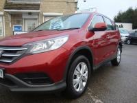 USED 2014 64 HONDA CR-V 2.0 i-VTEC S 2WD ( NEW MODEL , JUST 25000 MILES ! ) PETROL 5DR NEW SHAPE PETROL 5DR MODEL WITH JUST 25000 MILES