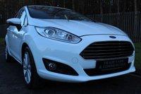 2015 FORD FIESTA 1.0 TITANIUM 5d 99 BHP £7500.00