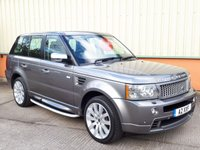 2009 LAND ROVER RANGE ROVER SPORT 2.7 TDV6 STORMER EDITION 5d AUTO 188 BHP £SOLD