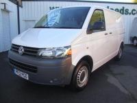 USED 2012 12 VOLKSWAGEN TRANSPORTER 2.0 TDI BLUEMOTION TECH SWB ( SAT NAV , AIR CON & 6 DOOR ) SAT NAV , AIR CON , 6 DOOR !