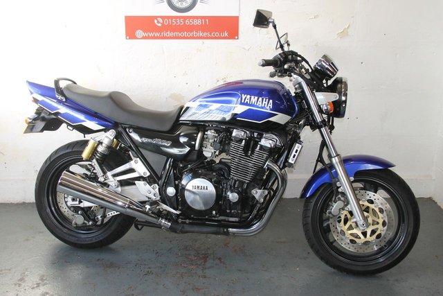 2006 56 YAMAHA XJR 1200