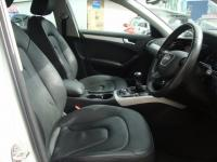 USED 2012 12 AUDI A4 2.0 TDI 177 QUATTRO SE TECHNIK ( FULL LEATHER & SAT NAV ) ESTATE QUATTRO AVANT ESTATE WITH FULL BLACK LEATHER & SAT NAV MEDIA
