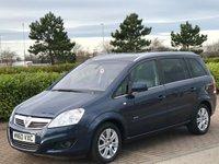 2010 VAUXHALL ZAFIRA 1.9 ELITE CDTI 5d AUTO 118 BHP £4495.00