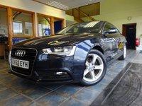 2013 AUDI A5 2.0 TDI SE TECHNIK 2d 161 BHP £11250.00