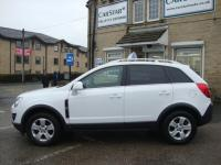 USED 2016 16 VAUXHALL ANTARA 2.2 CDTi 163 EXCLUSIV S/S ( ALLOYS & LEATHER ) ONLY 9000 MILES !! 2016 PLATE WITH JUST 9000 MILES ! GREAT VALUE