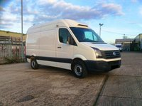 1970 VOLKSWAGEN CRAFTER REFRIGERATED  £POA