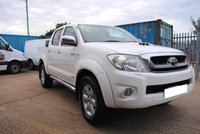 2014 TOYOTA HILUX PICK UP £POA