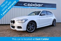 USED 2014 14 BMW 1 SERIES 3.0 M135I 5d AUTO 316 BHP
