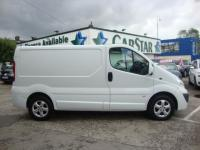USED 2011 11 VAUXHALL VIVARO 2.7T 2.0 CDTI 115 BHP SWB SPORTIVE ( ALLOYS / A/C ) NO VAT !! TOP SPEC SPORTIVE WITH ALLOYS , AIR CON & NO VAT !!