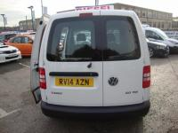USED 2014 14 VOLKSWAGEN CADDY 2.0 TDI 140PS STARTLINE ( AIR CON ) 140 BHP MODEL WITH AIR CON !