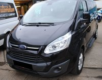 2014 FORD TOURNEO