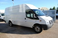 USED 2013 FORD TRANSIT JUMBO