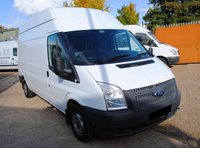 2013 FORD TRANSIT LWB, HIGH ROOF £POA